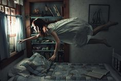 Think Happy Thoughts, and You'll Fly  By Chrissie White repinned by www.BlickeDeeler.de
