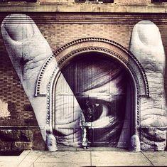 Best Graffiti & Amazing Street Art - JR