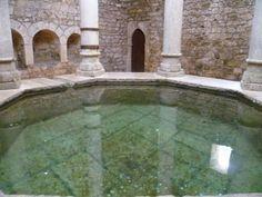 Publicamos los Baños Árabes de Gerona.  #historia #turismo http://www.rutasconhistoria.es/loc/banos-arabes-de-gerona