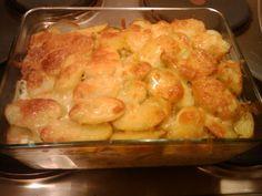 Если вы любите картофель, почему бы не разнообразить «картофельное меню» старым добрым французским рецептом. Предлагаем приготовить картофель «дофине» или картофель «а-ля дофинуаз».   Картофель – 50…