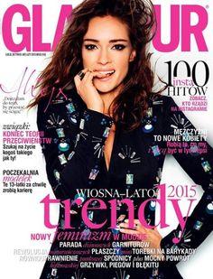 Glamour Poland February 2015