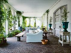 See inside Vogue Living's July/August 2015 issue here — http://bit.ly/1I2s8cy