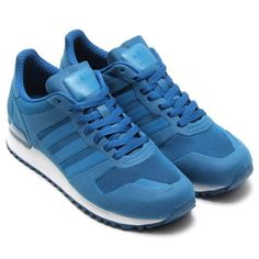 #adidas Originals ZX 700 M Triblue/Triblue/Running White #sneakers