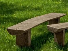 online shopping for Beauvais Large Bois Bench from top store. See new offer for Beauvais Large Bois Bench Concrete Garden Bench, Stone Garden Bench, Outdoor Garden Bench, Wooden Garden Benches, Cement Garden, Stone Bench, Rustic Bench, Garden Stones, Outdoor Benches