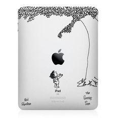 Giving Tree iPad Decal