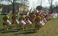 Corteo Storico della Repubblica Fiorentina  Appointment with the Middle Age  at Cascine Park in Florence  28 and 29 Of April