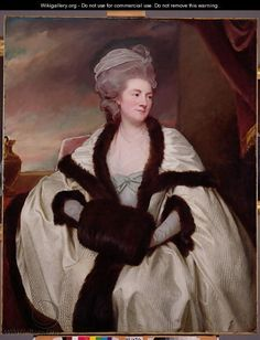 Mrs. Wilbraham Bootle by George Romney, 1781