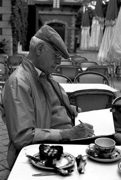 Henri Cartier-Bresson. The best.