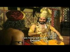 Mahabharata Eps-03 with English Subtitles (Bhishma is big) - YouTube