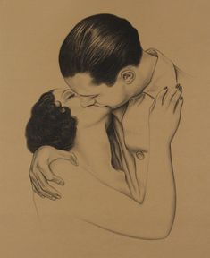 Kissing Couple, 2009 JARED JOSLIN