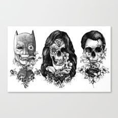 World Finest Series. Canvas Print