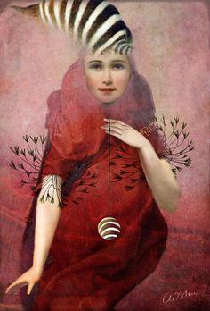 Catrin Welz-Stein ~ Surreal Digital Art | Tutt'Art@ | Pittura * Scultura * Poesia * Musica |
