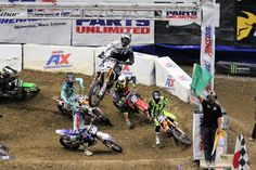 AMS Oil Arenacross