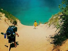 Ultimate Michigan bucket list: 50 things you must do  Seven miles west of Grand Marais inside Pictured Rock