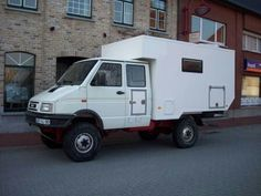 iveco daily 4x4 camper iveco daily turbo 4x4 classic. Black Bedroom Furniture Sets. Home Design Ideas