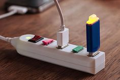 Tired of running out of USB Ports?  Thumbnail image for USB Power Strip