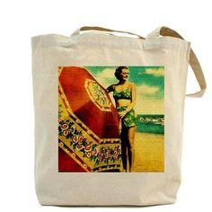 Custom Beach Bags ~ Bridesmaid gifts