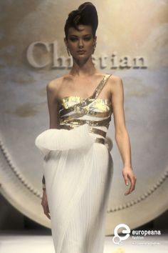 Christian Dior, Spring-Summer 1993, Couture