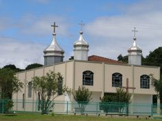Igreja ucraniana de Cerro da Ponte Alta, Irati