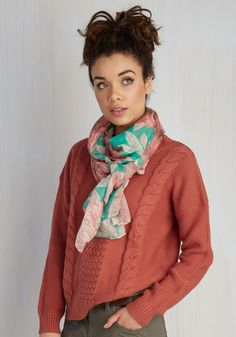 Accessories - Notoriously Glorious Scarf
