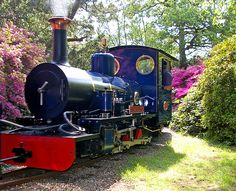 Exbury Gardens Steam Railway