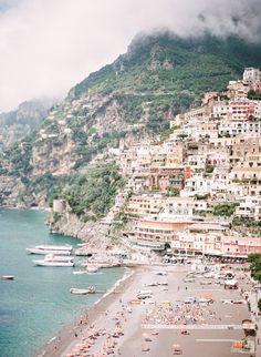 For an Amalfi Coast honeymoon: http://www.stylemepretty.com/2016/06/19/honeymoon-travel-packing-list/