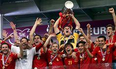 Una exhibición para la eternidad | Eurocopa 2012 | Deportes | EL PAÍS