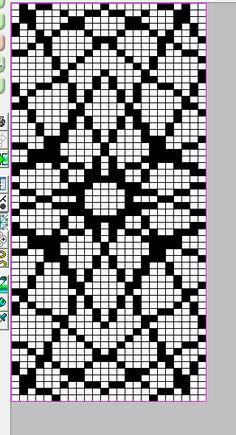 View album on Yandex. Intarsia Knitting, Knitting Charts, Knitting Stitches, Knitting Designs, Knitting Patterns, Knitting Machine, Crochet Cross, Crochet Chart, Filet Crochet