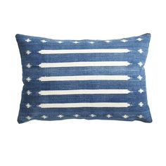 Dhurrie Pillow Cover – Striped