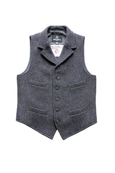Nigel Cabourn - MALLORY VEST - NEW BLACK