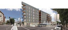 Burnside Delta, Vallaster Corl Architects, Portland, OR