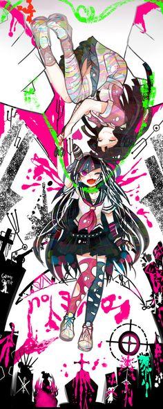Ibuki Mioda || Tsumiki Mikan || Super DanganRonpa 2