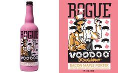 Rogue Voodoo Doughnut Bacon Maple Porter