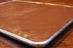 Leah's Texas Chocolate Sheet Cake – Dallas Duo Bakes Just Desserts, Delicious Desserts, Dessert Recipes, Yummy Food, Cupcakes, Cupcake Cakes, Cake Cookies, Texas Chocolate Sheet Cake, Easy Chocolate Sheet Cake Recipe