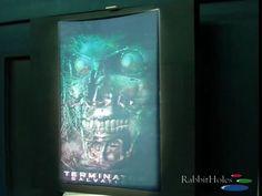 Terminator Salvation Holographic 3D movie poster on Vimeo