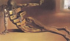 Salvador Dali Artwork 00D Wallpaper #18400 | Walltattosite