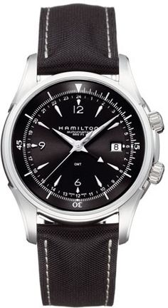 H32615835 - Authorized Hamilton watch dealer - Mens Hamilton Jazzmaster Traveler, Hamilton watch, Hamilton watches