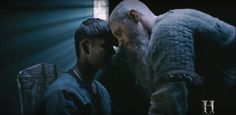 """Shit got real in Episode 15 of Vikings. Like so real. So goddamned real that it hurts. Here's what went down in Episode 15 (entitled """"All His Angels"""") of Season 4 of History&#8217…"""