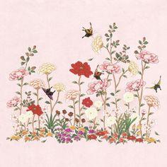 그림닷컴, No 1 그림쇼핑몰 Oriental Flowers, Painting Prints, Art Prints, Butterfly Watercolor, Korean Art, Traditional Paintings, Nature Paintings, Botanical Prints, Vintage Art