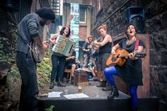The Festival Club is launched by Balkan Gypsy brass extravaganza, Niko Ne Zna (Wgtn), who will be joined by the piratical and unruly Whiskey & The Wench (Dun). & The Wench Whiskey, Product Launch, Club, Gypsy, Brass, Image, Whisky, Rice