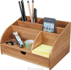 Bartl, Schreibtischständer Bambus | 111090