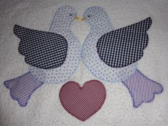 Baby Applique, Wool Applique, Applique Quilts, Embroidery Applique, Applique Templates, Applique Patterns, Applique Designs, Vogel Quilt, Sewing Crafts