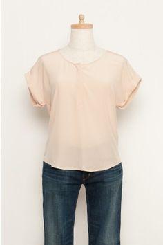 Narine Silk Top / $1,540