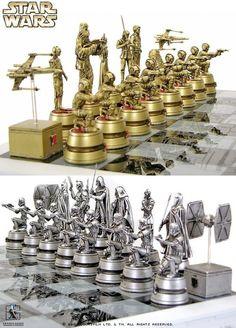 Best chess set I've seen