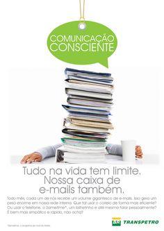 CAMPANHA COMUNICAÇÃO CONSCIENTE