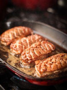 Comment bien faire cuire un magret de canard cooking - Cuisiner un filet de canard ...