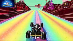 Disney Infinity 3.0 Speedway Pista di Sugar Rush 250cv