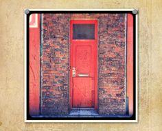 Red Door Photography Portland OregonFine Art by ThePDXPhotographer, $25.00