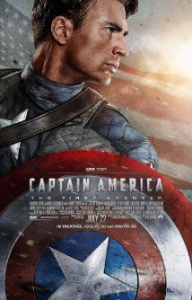 Captain America: The First Avenger.  Love all things super-hero.  Captain America is no exception!