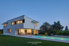 House in Stuttgart by Alexander Brenner Architects | HomeAdore
